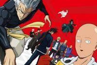 One Punch Man S2 en streaming
