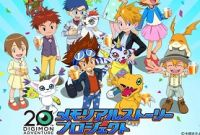 Digimon Adventure 20th Anniversary Memorial Story Project en streaming
