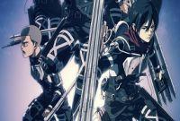 Shingeki no Kyojin Saison 4 en streaming