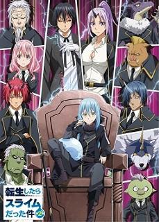 Tensei Shitara Slime Datta Ken S2 en streaming